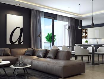 Appartement 4 pièces 80,77 m2