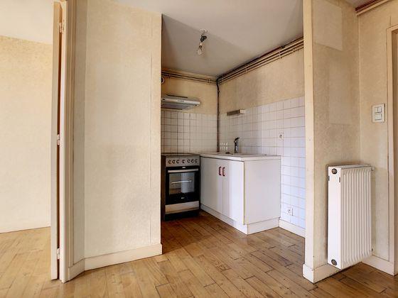 Location appartement meublé 3 pièces 47,95 m2