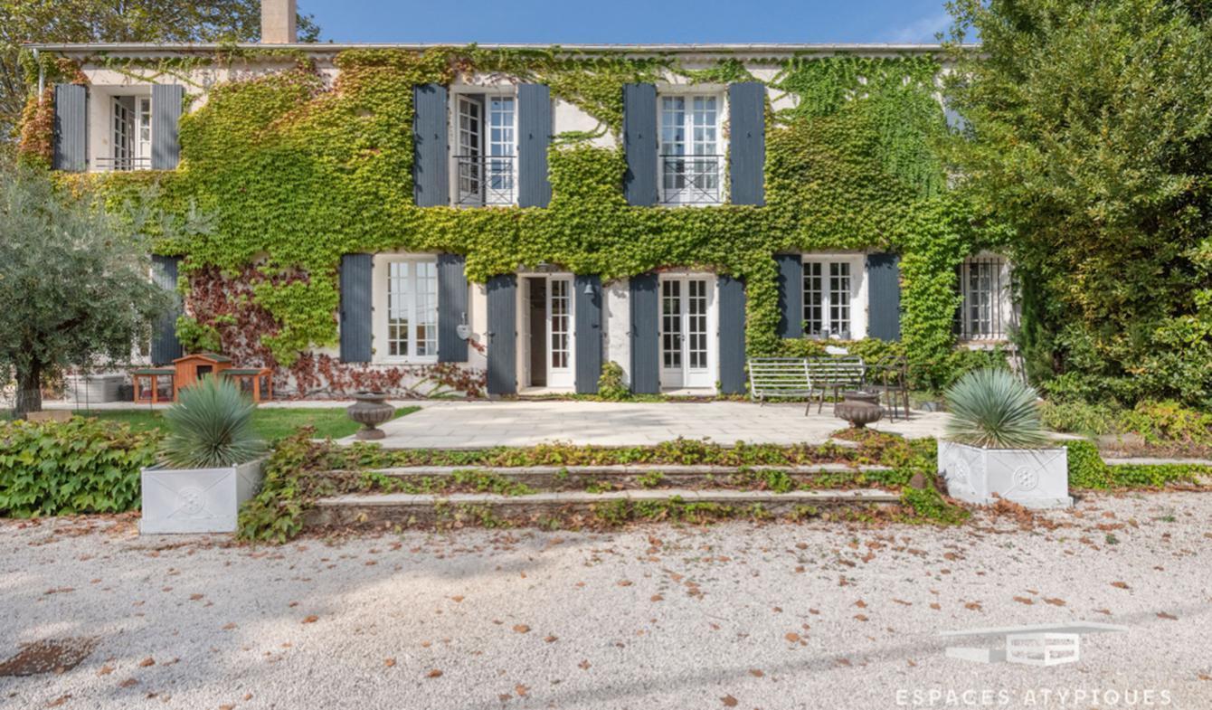 House with terrace Puyricard