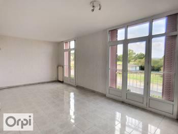 Appartement 3 pièces 58,41 m2