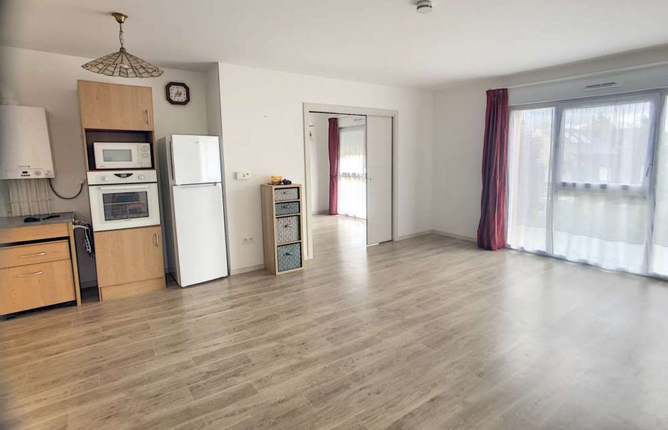 Location  appartement 2 pièces 48.43 m² à Saint-Cyr-en-Val (45590), 535 €