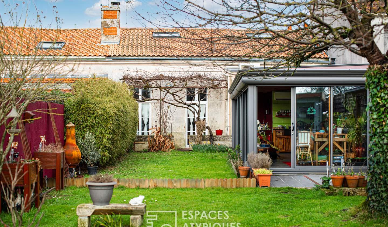 Maison avec piscine et terrasse Tonnay-Charente