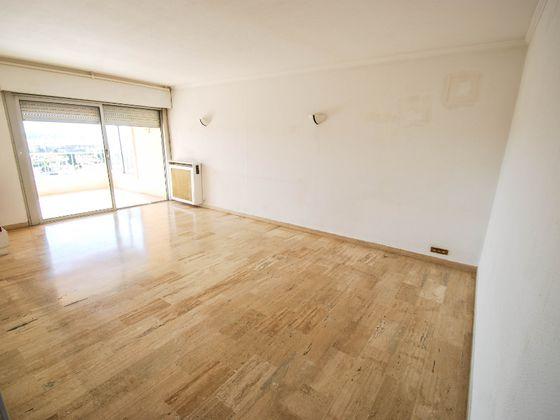 Vente appartement 2 pièces 57,45 m2