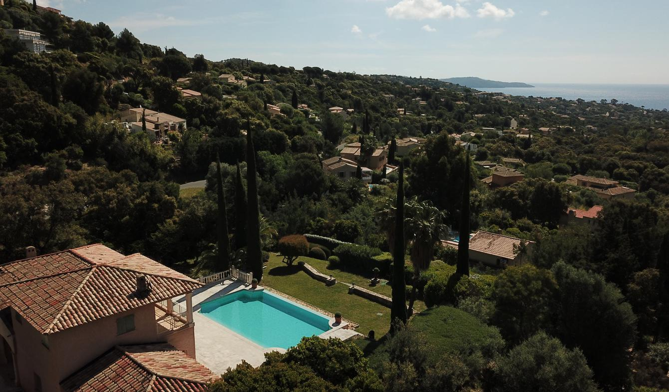 Villa avec terrasse Cavalaire-sur-Mer