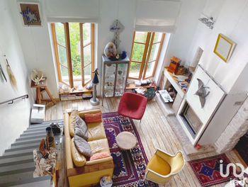 maison à Nanteau-sur-Lunain (77)