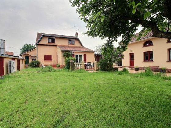 Vente maison 9 pièces 278 m2