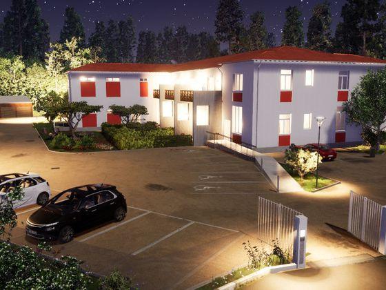 Vente appartement 3 pièces 39,33 m2