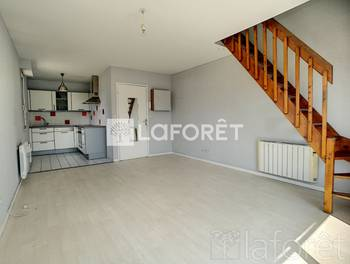 Appartement 2 pièces 38,48 m2