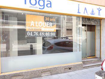 locaux professionels à Grenoble (38)