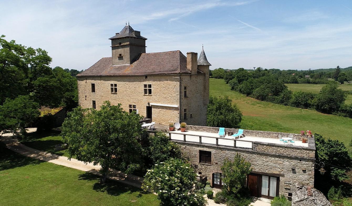 Château Limogne-en-Quercy
