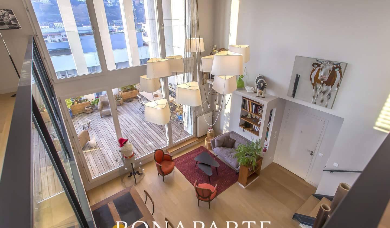 Appartement avec terrasse Lyon 2ème