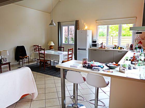 Location maison meublée 3 pièces 77,7 m2