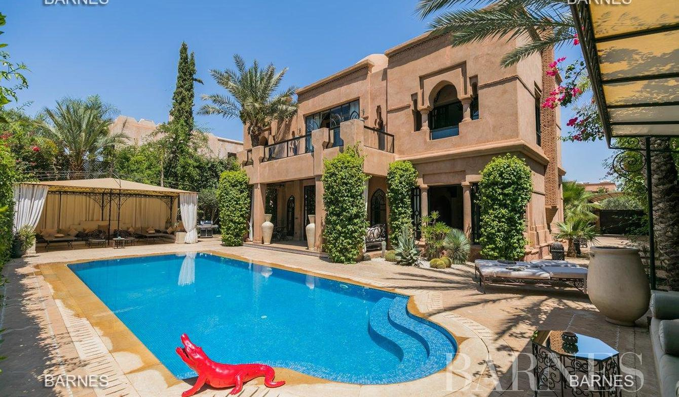 House with pool Marrakesh