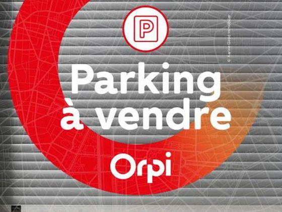 Vente parking 12,5 m2