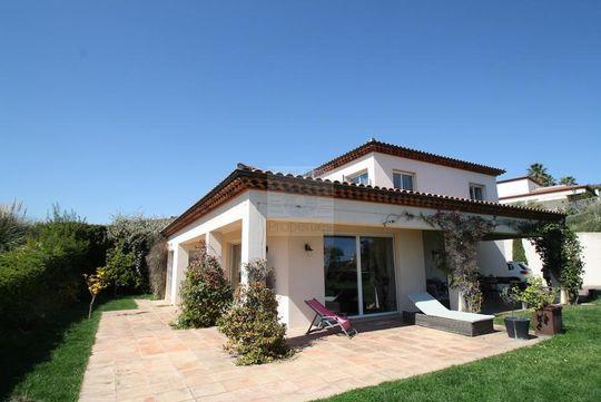 Villa with terrace