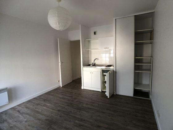 Location studio 19,68 m2