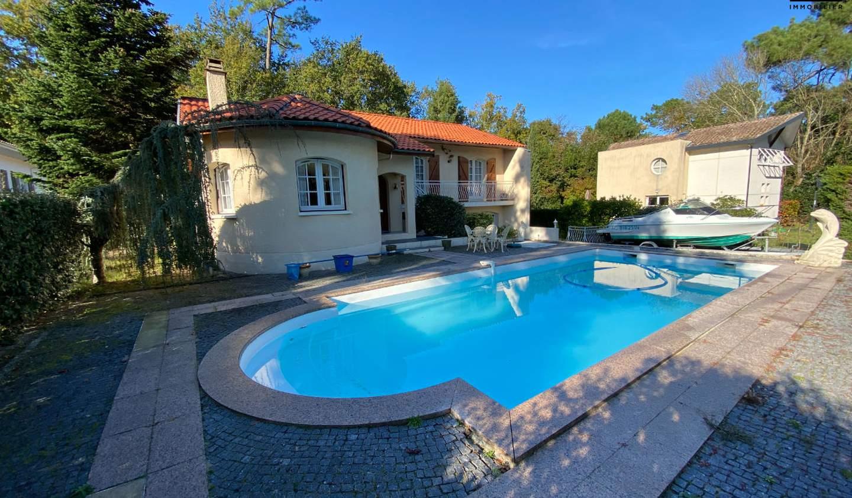 Maison avec piscine et terrasse La Teste-de-Buch