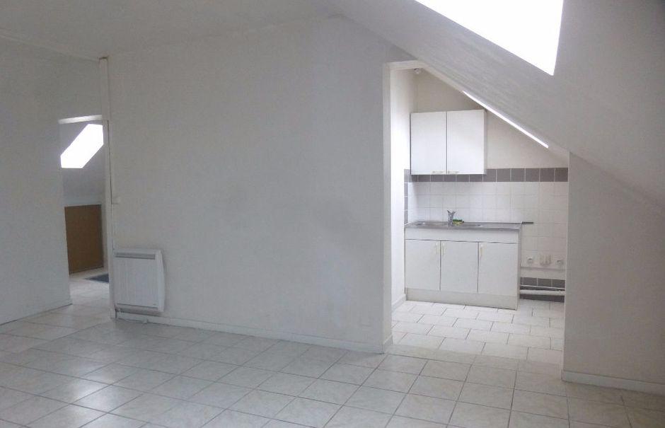 Location  appartement 4 pièces 69 m² à Chalon-sur-saone (71100), 472 €