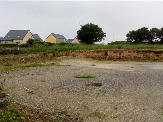 Vente terrain 671 m2