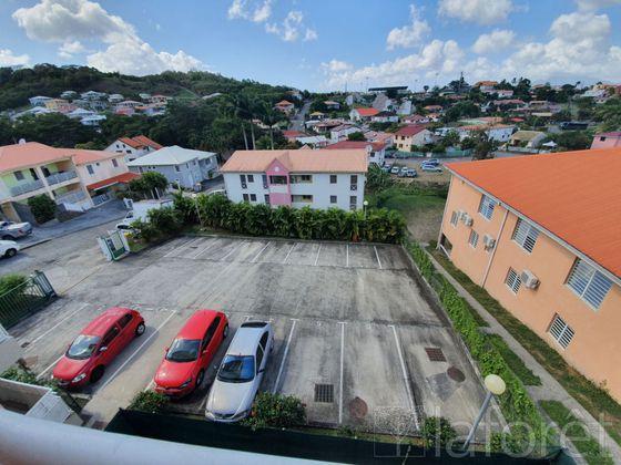 Vente appartement 3 pièces 66,4 m2