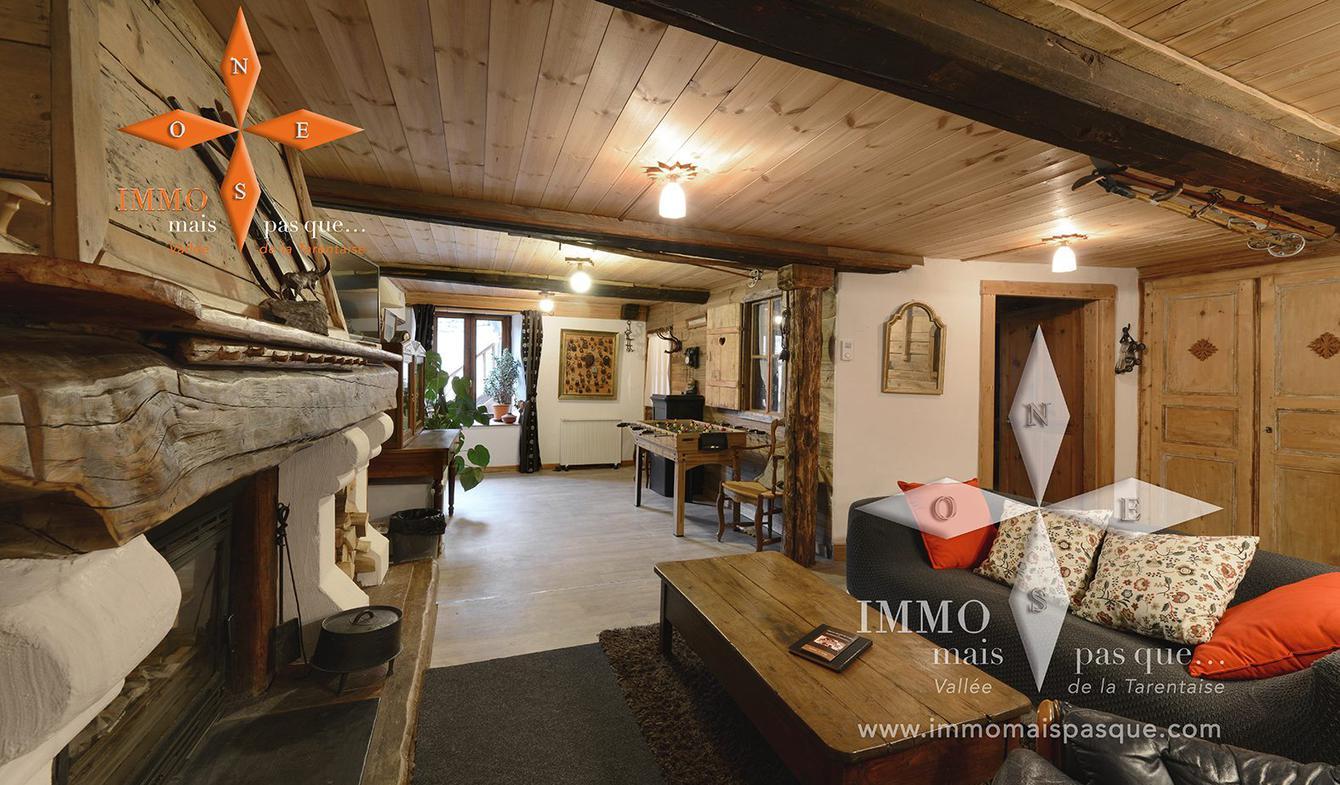 Appartement avec terrasse Sainte-Foy-Tarentaise