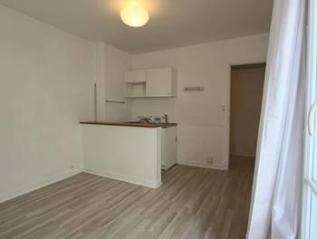 Appartement 2 pièces 27,13 m2