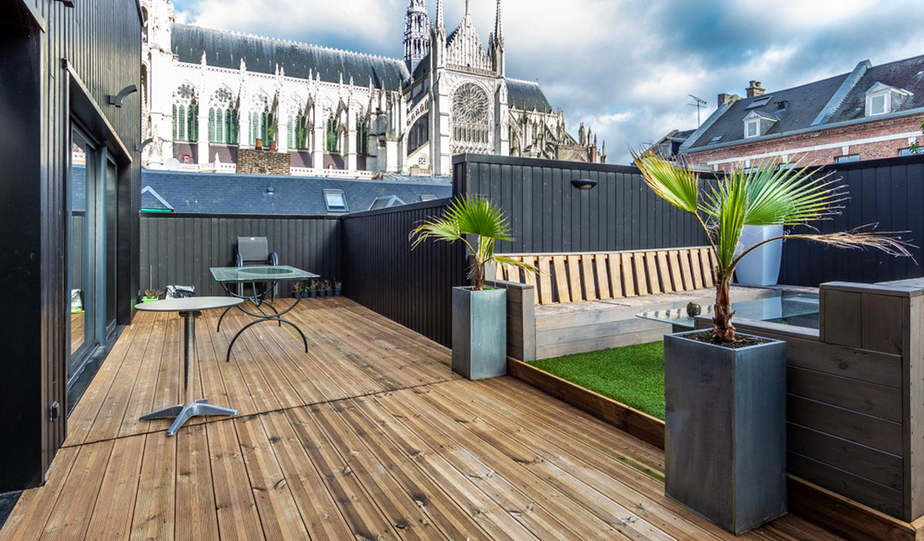 Appartement avec terrasse Amiens