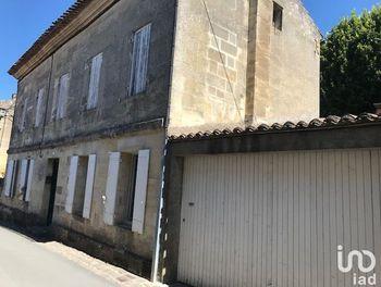 maison à Saint-Emilion (33)