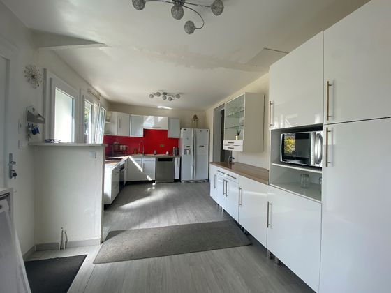 Vente maison 6 pièces 107,3 m2