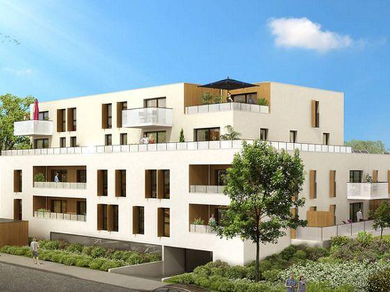 Vente appartement 2 pièces 41,69 m2