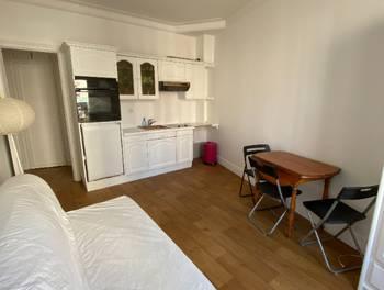 Appartement meublé 2 pièces 25,56 m2