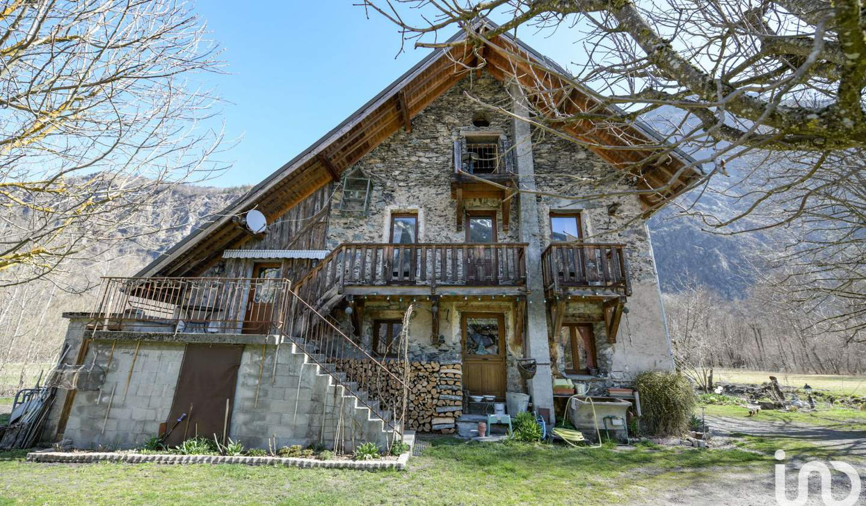 Maison Le Bourg-d'Oisans