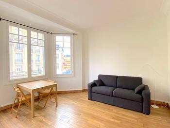 Studio meublé 28,62 m2