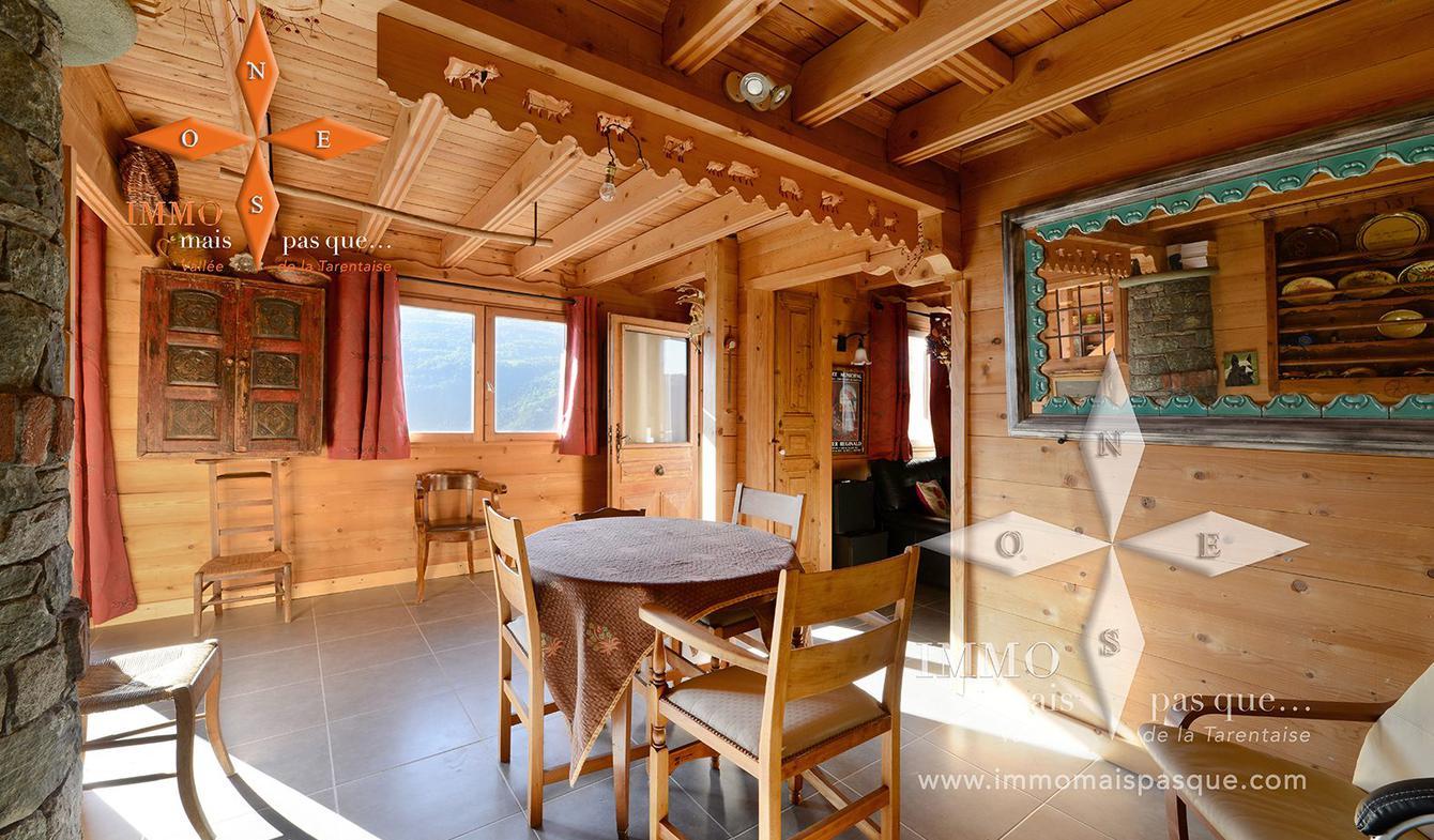 Maison avec terrasse Aime