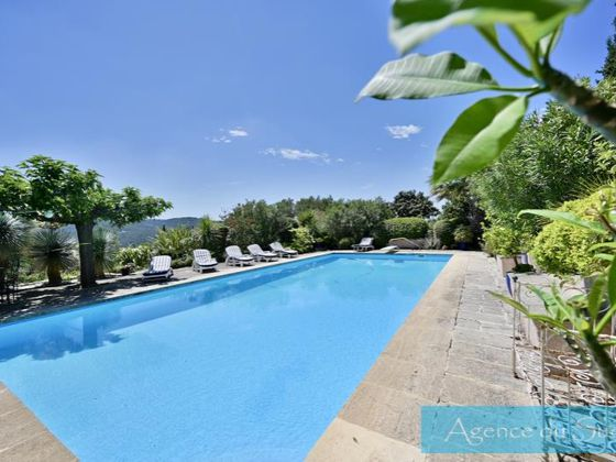 Vente villa 7 pièces 208,89 m2