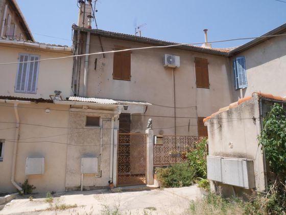 vente Maison 3 pièces 56 m2 Marseille 16ème