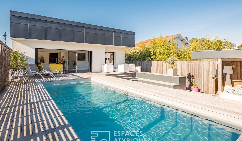 Maison avec piscine et terrasse Pessac