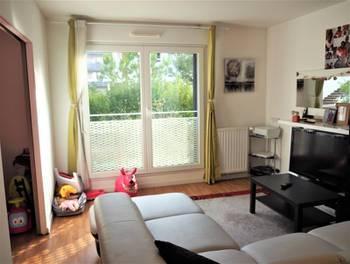 Appartement meublé 2 pièces 55,45 m2