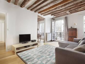Appartement 2 pièces 58,84 m2