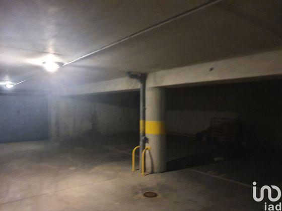 Vente parking 44 m2