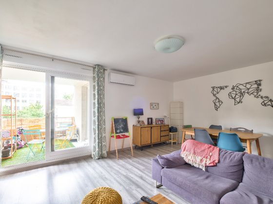 Vente appartement 4 pièces 80,35 m2