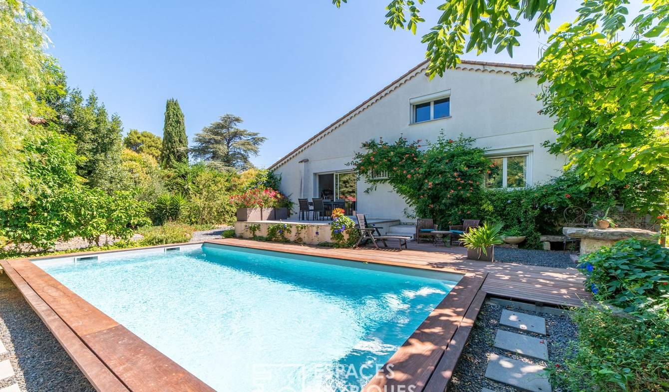 Maison avec piscine Bouzigues