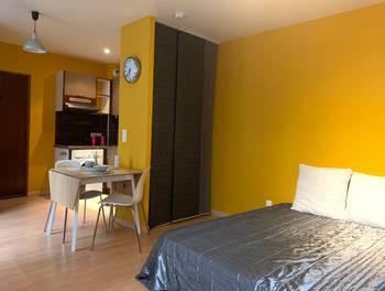 Studio meublé 25,18 m2