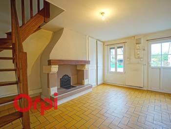 Appartement 2 pièces 37,16 m2