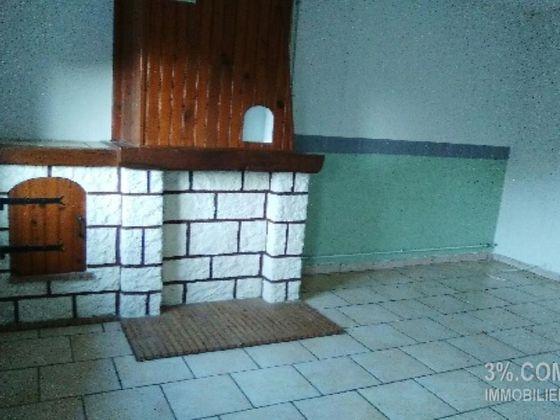 Vente maison 62 m2