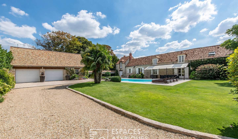 Maison avec piscine Fontainebleau