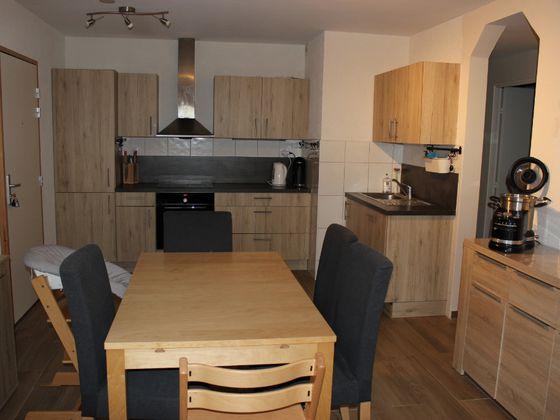 Vente appartement 4 pièces 76,6 m2