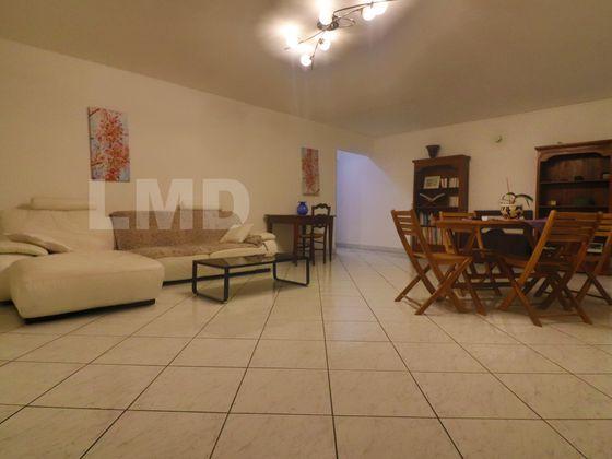 Vente appartement 3 pièces 82,2 m2