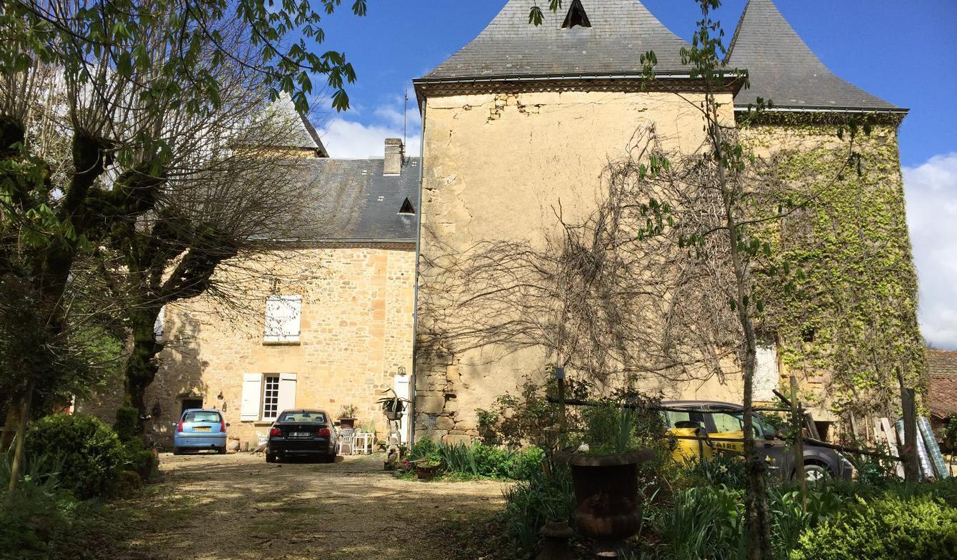 Castle Nantheuil