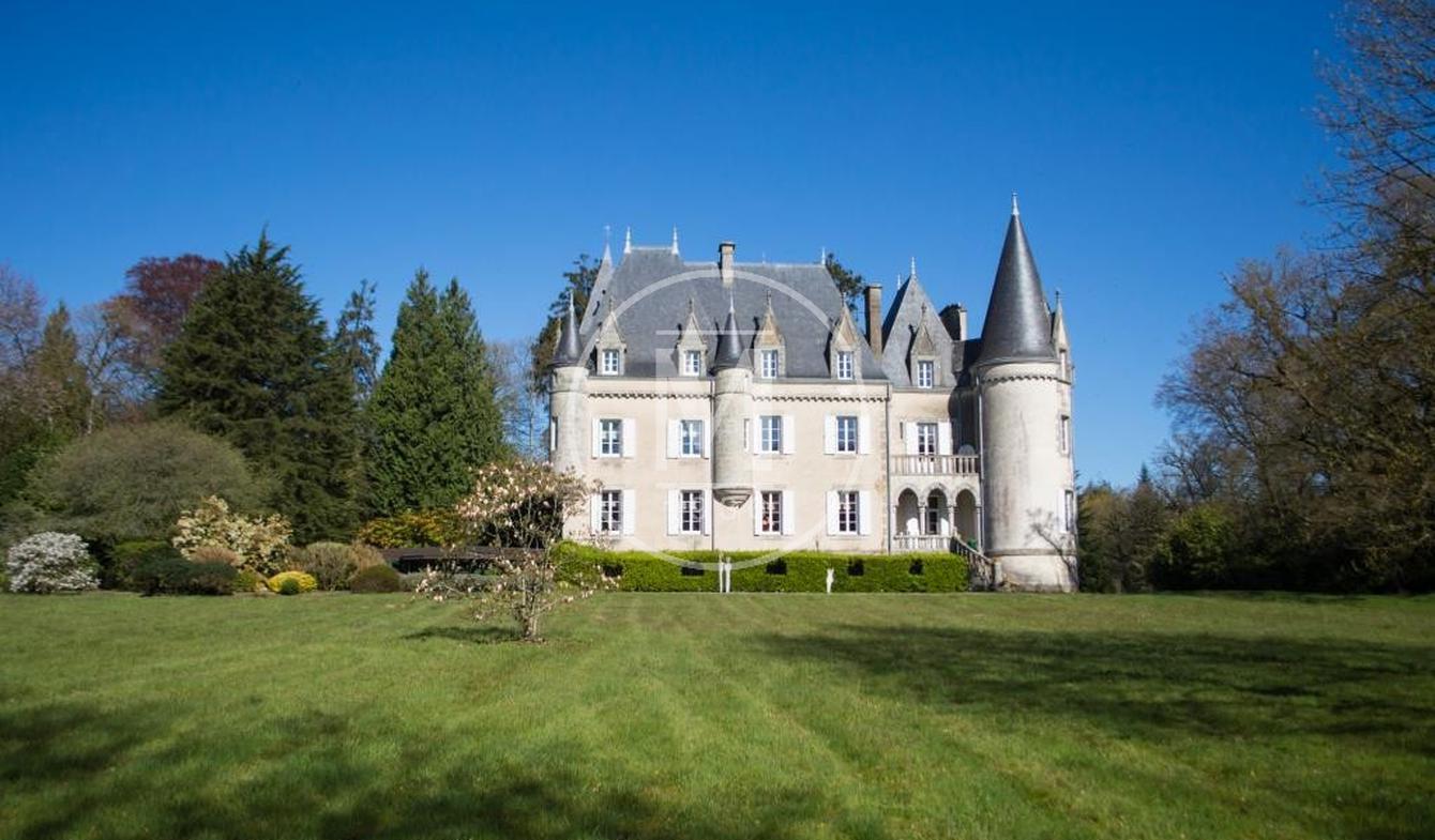 Castle Plémet
